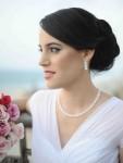 תסרוקת לכלות המתחתנות בחודשי הקיץ