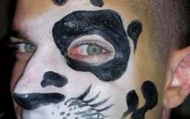 ציור פנים-כלב
