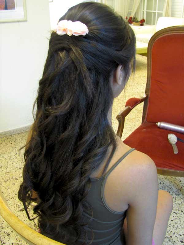 עיצוב שיער לכלות