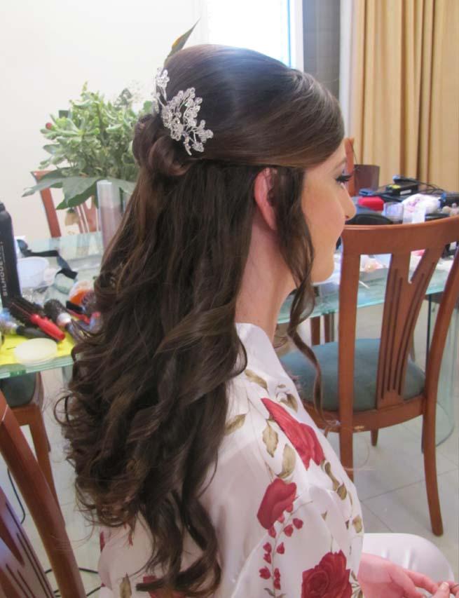 איפור כלות מקצועי לחתונה