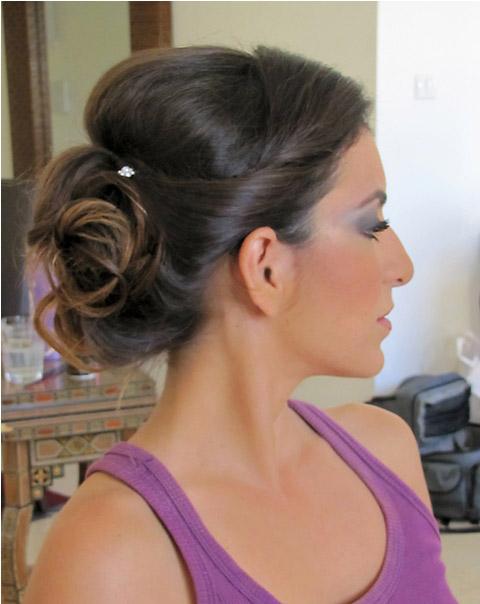 עיצוב שיער לכלות ומלוות ליום האירוע