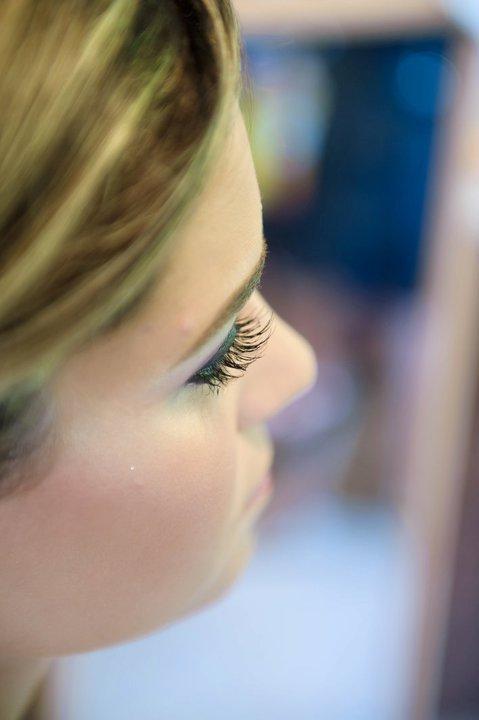 איפור כלות מקצועי ועיצוב שיער לחתונה של מעיין