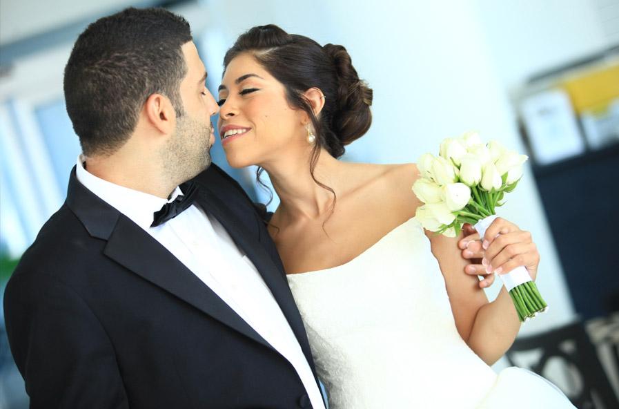 איפור כלות מקצועי לחתונה של הילה.