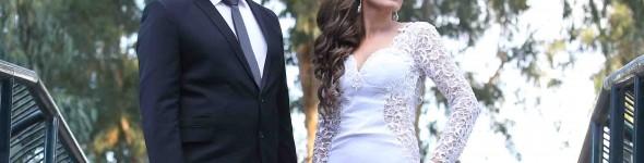 איפור ועיצוב שיער לכלות לחתונה של ליהיא ורומן